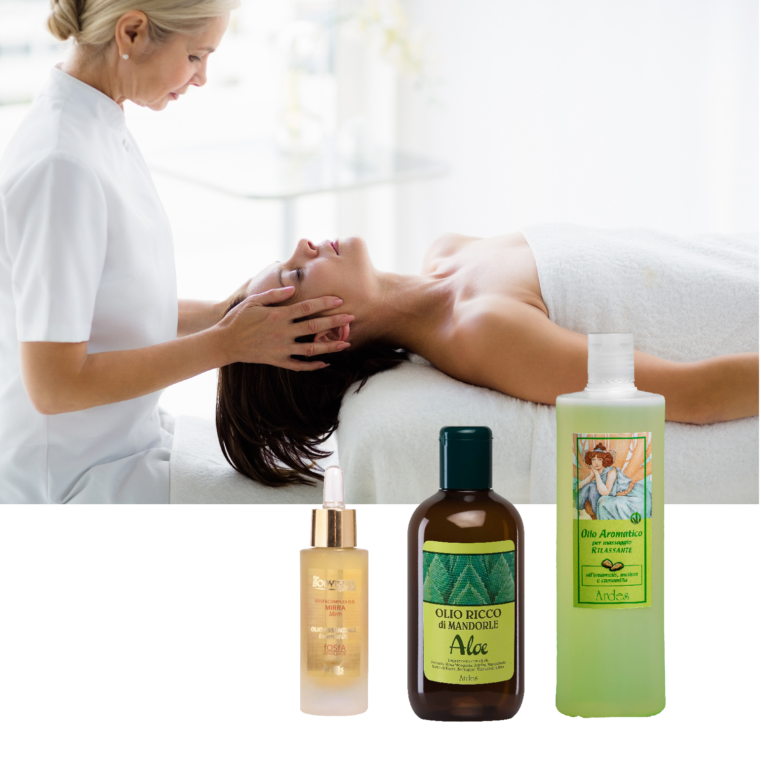 SOINS RELAXATION/MASSAGE